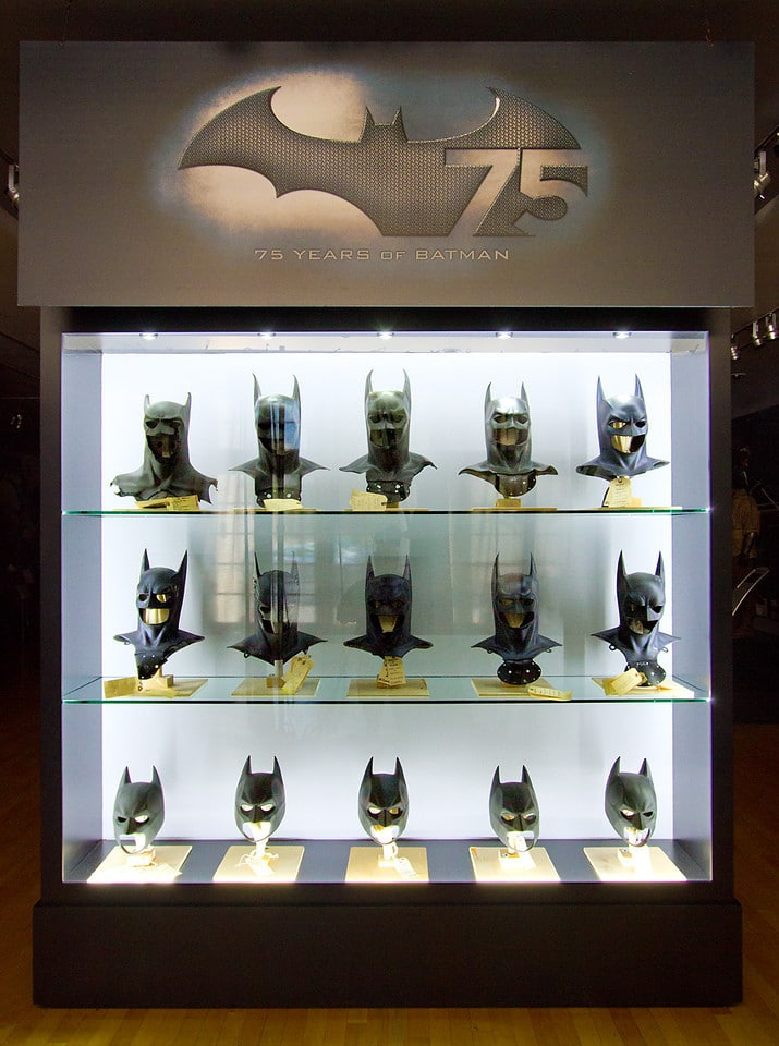 Batman Cowls and Costumes