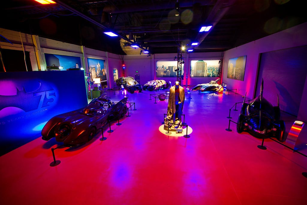 Batman Exhibit