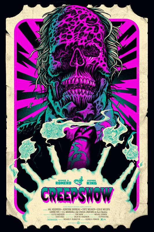 Creepshow Poster Variant