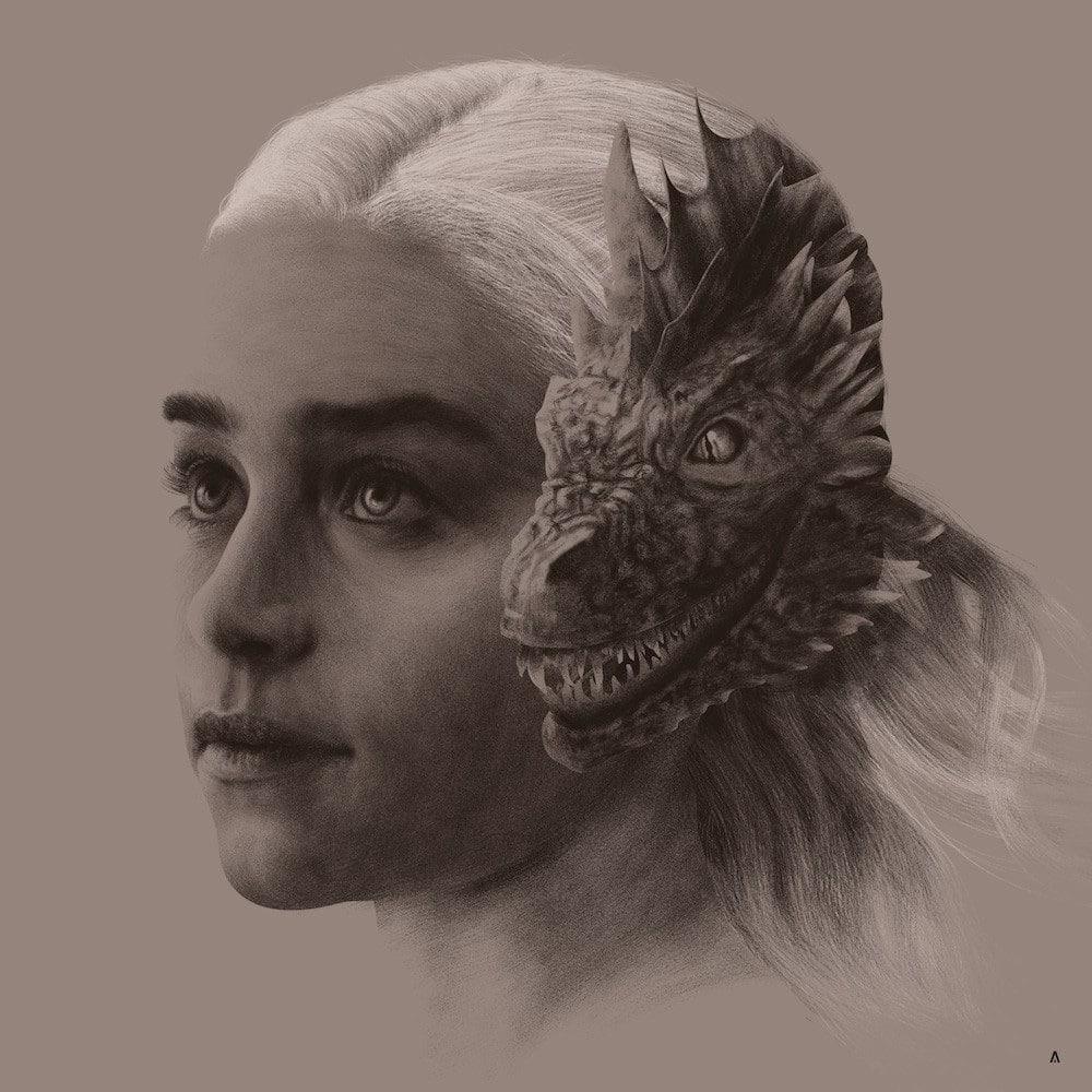 Daenerys House Sigil