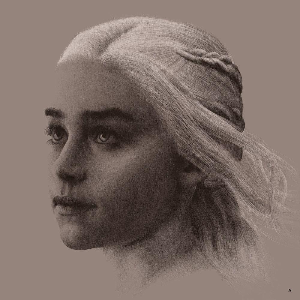 Daenerys Print