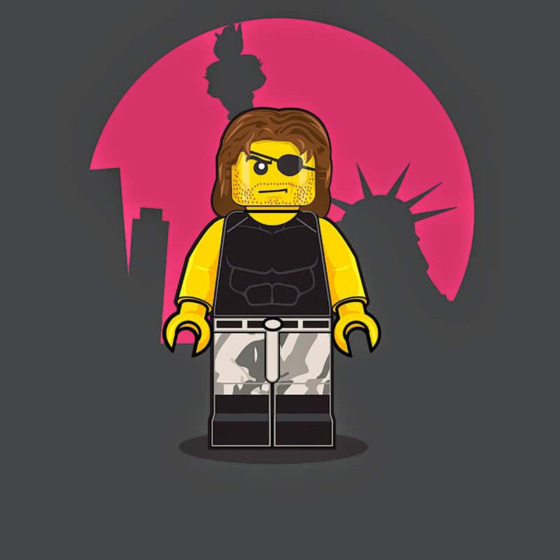 Snake LEGO Minifigure