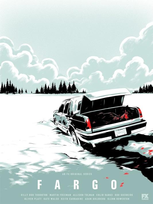 Fargo TV Show Poster