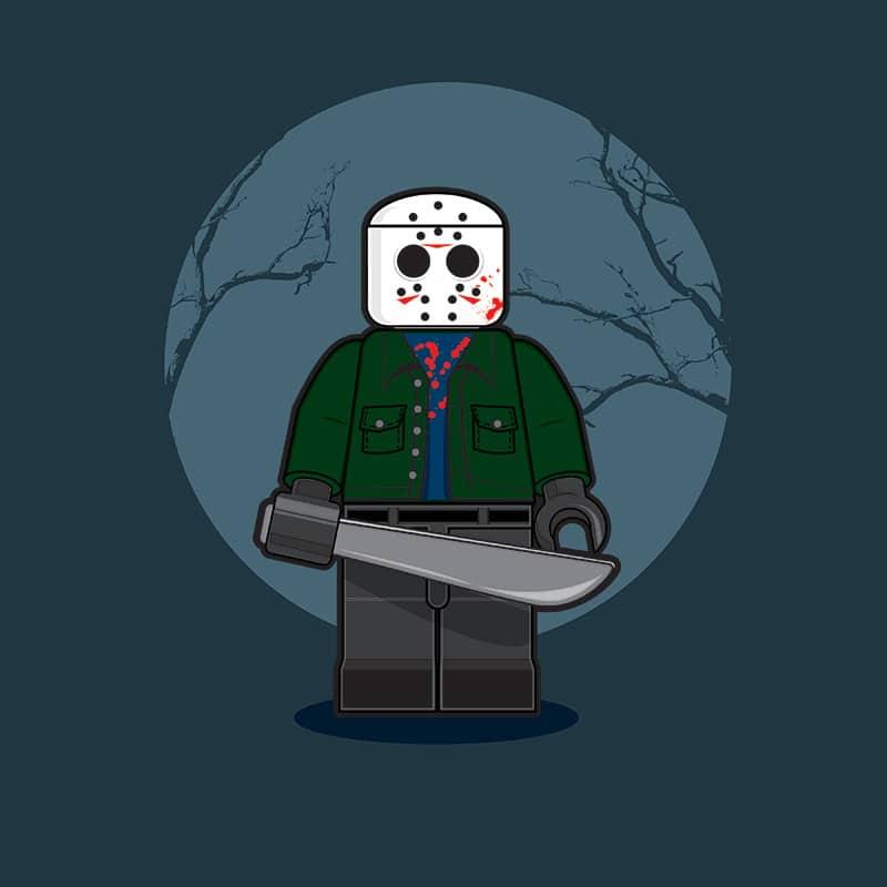 Jason LEGO Minifigure