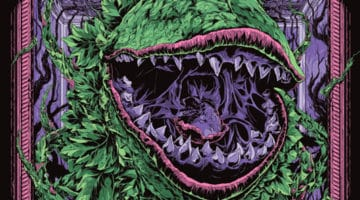 Little Shop of Horrors and Das Boot Movie Posters
