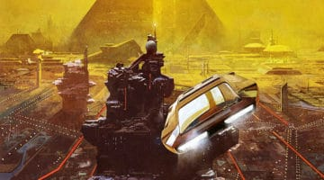 Moments Lost Art Show: Music and Art Inspired by Blade Runner