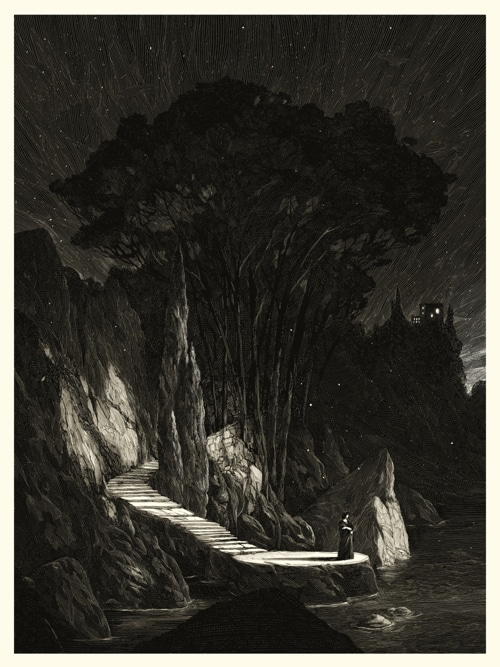 Penelope Print by Nicolas Delort