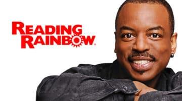 Help Bring Reading Rainbow Back