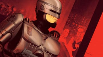 Robocop, Fight Club and Nosferatu Movie Posters