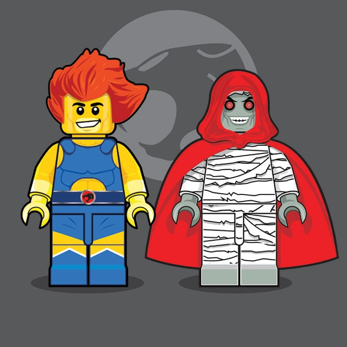 Thundercats LEGO Minifigure