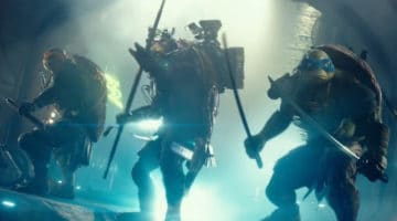 TMNT Movie Trailer 2 – New Turtles Action