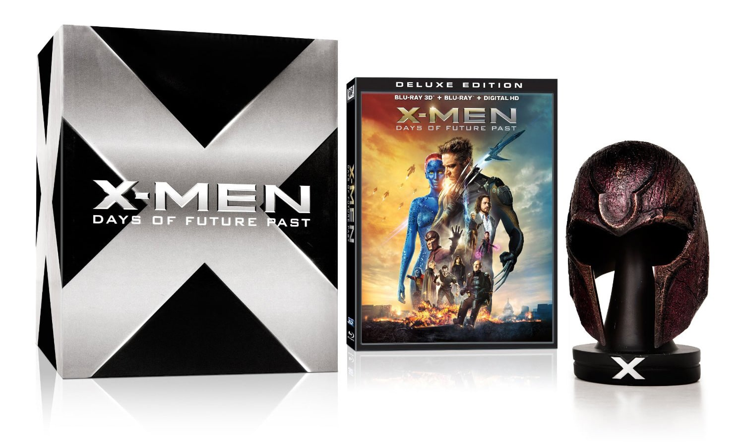 X-Men: Days of Future Past Amazon Exclusive Collectors Edition