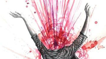 Acid Suite 3 - Xanax Print by Zach Johnsen