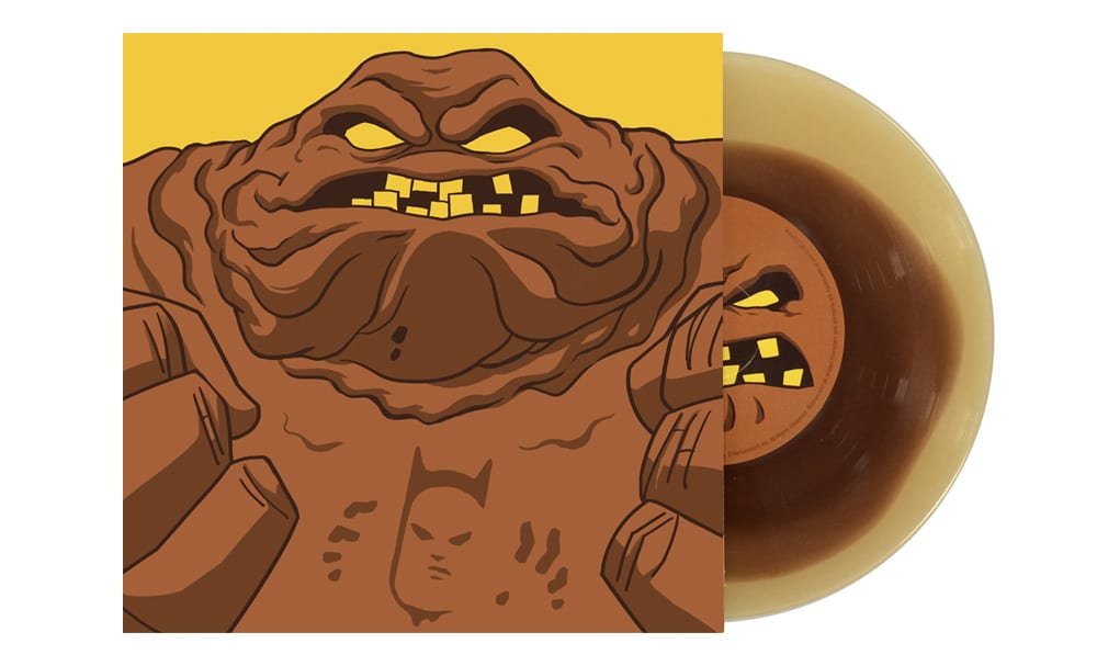 Batman the Animated Series Clayface Record