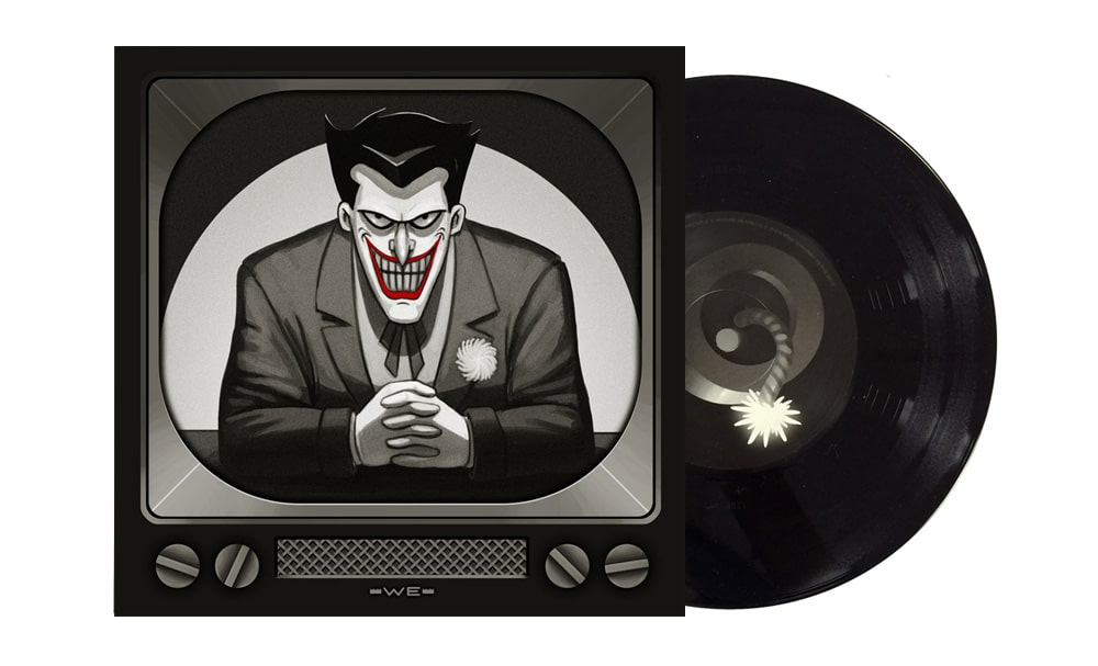 Batman the Animated Series Joker Record