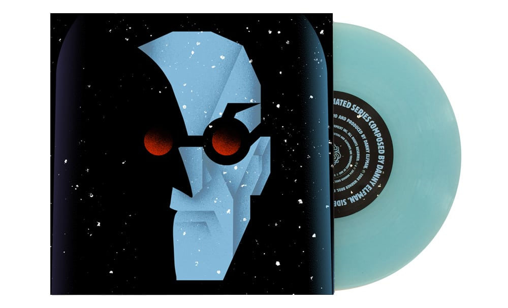 Batman the Animated Series MR. Freeze Record