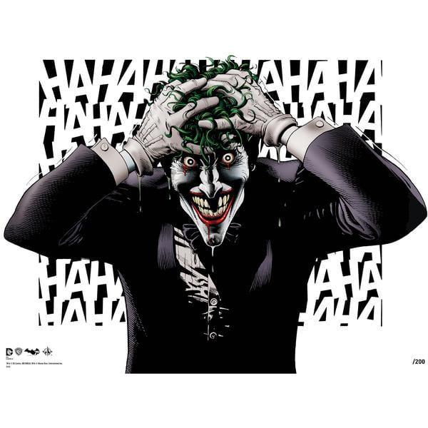 Exclusive Brian Bolland Signed Batman Prints