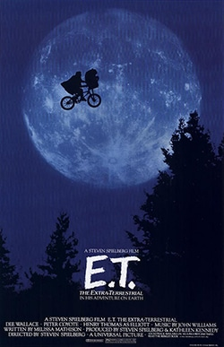 ET Theatrical Poster