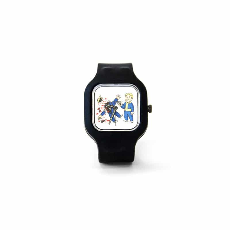 Fallout Bloody Mess Watch Black