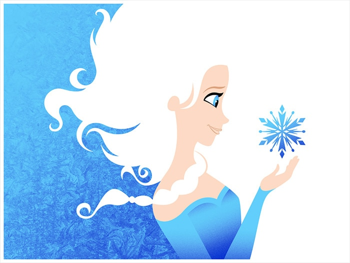 Frozen by Michael De Pippo from ACME Archives