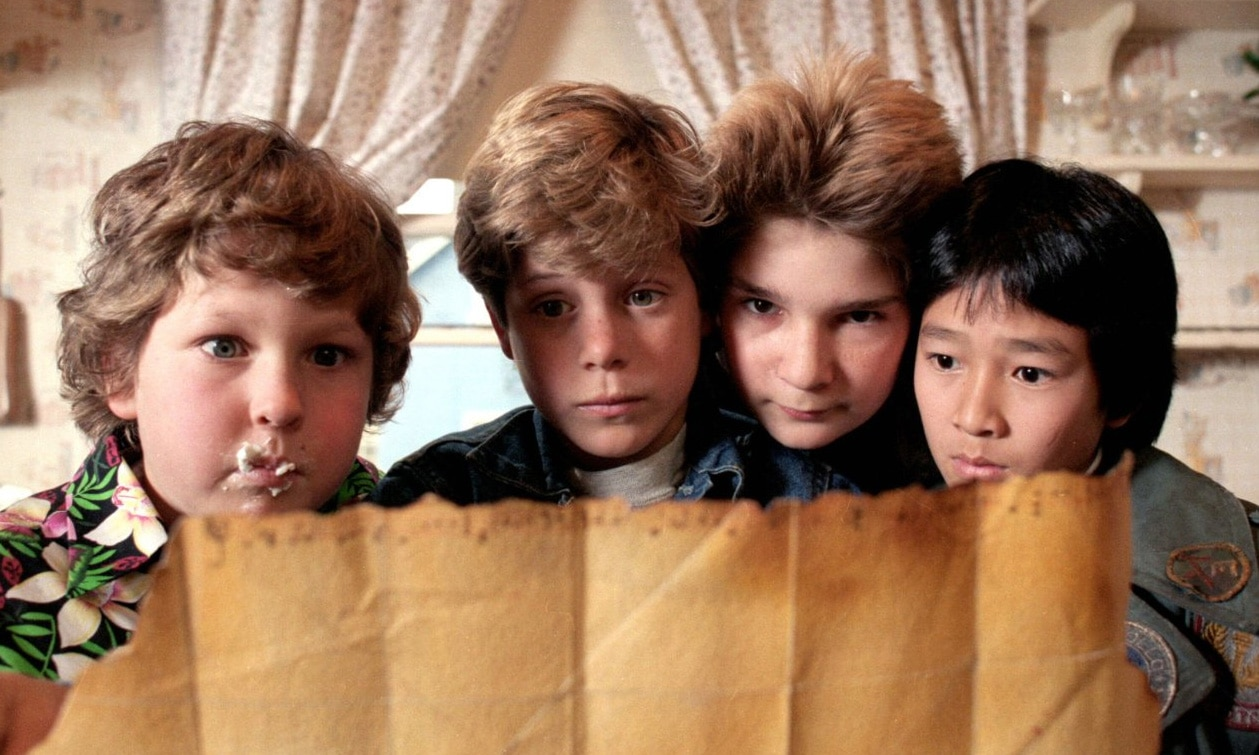 The Goonies Film Still