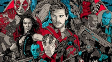 Guardians of the Galaxy Movie Poster Prints