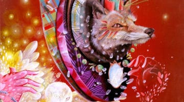 NoseGo Open Channels Art Show and Kachina Print