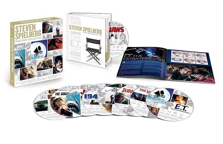 Spielberg Directors Box Set Collection