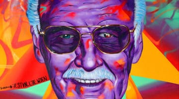 Stan Lee Print by MadSteez – Excelsior!