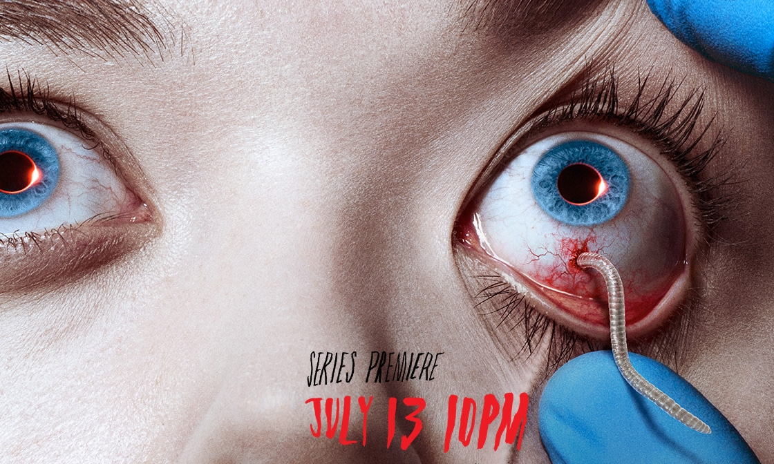 The Strain Website Promo