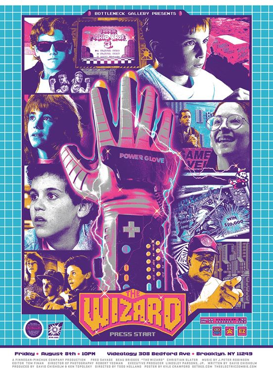 The Wizard Movie Poster