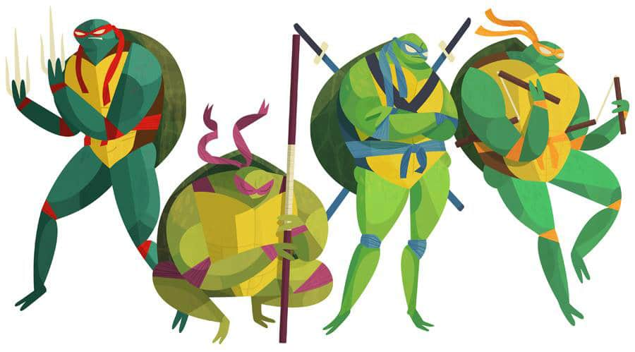 TMNT Gallery Nuclues Tribute Art 4