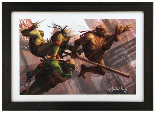 TMNT Gallery Nuclues Tribute Art 2
