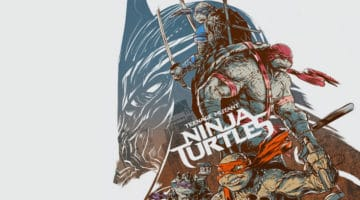 "TMNT Virtual Art Show ""Legend of the Yokai"""