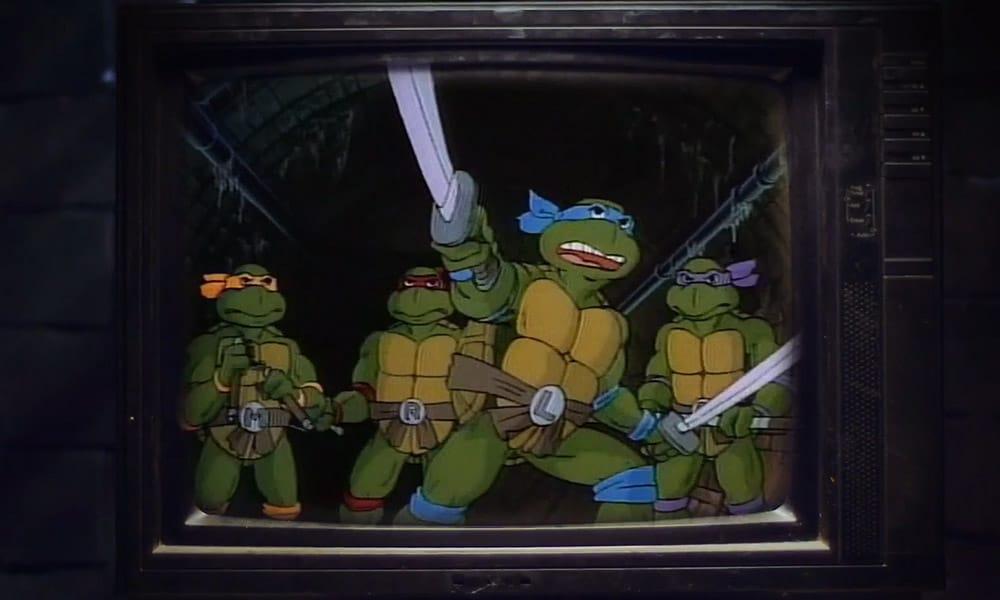 Turtle Power TMNT TV Cartoon