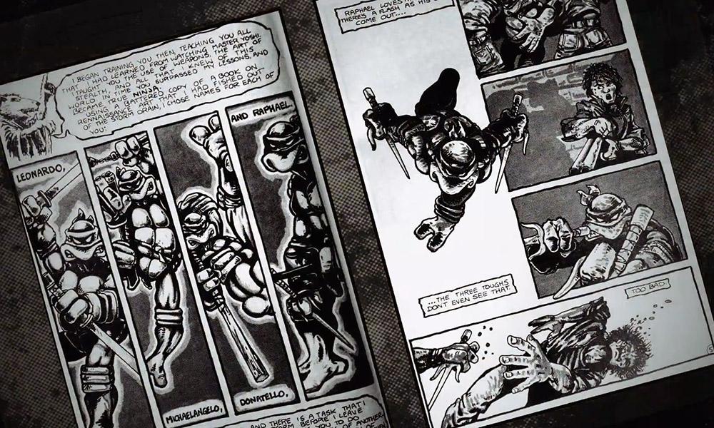 Turtle Power TMNT Comic Books