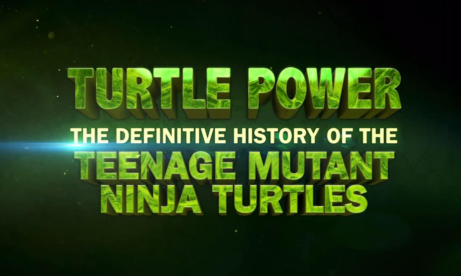 Turtle Power TMNT Documentary from Paramount