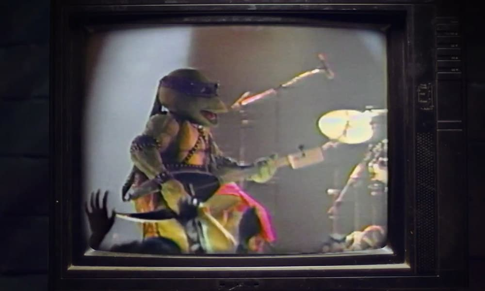 Turtle Power TMNT Rock Out