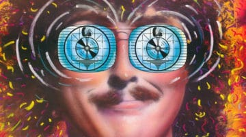 Weird Al Yankovic's 25th Anniversary UHF Blu-ray
