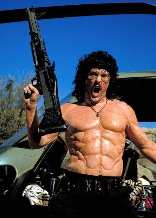 Weird Al Yankovic'sb UHF Rambo