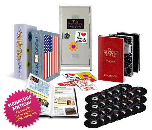 The Wonder Years Series Limited Edition Box Set