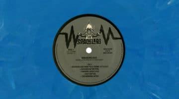 Breaking Bad Blue Meth Soundtrack LP