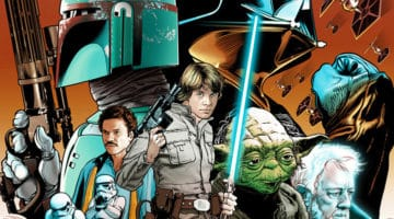 Star Wars Trilogy Prints by Joshua Budich