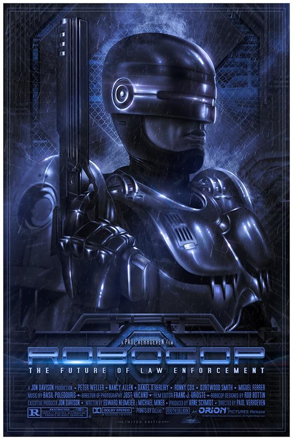 Robocop Print