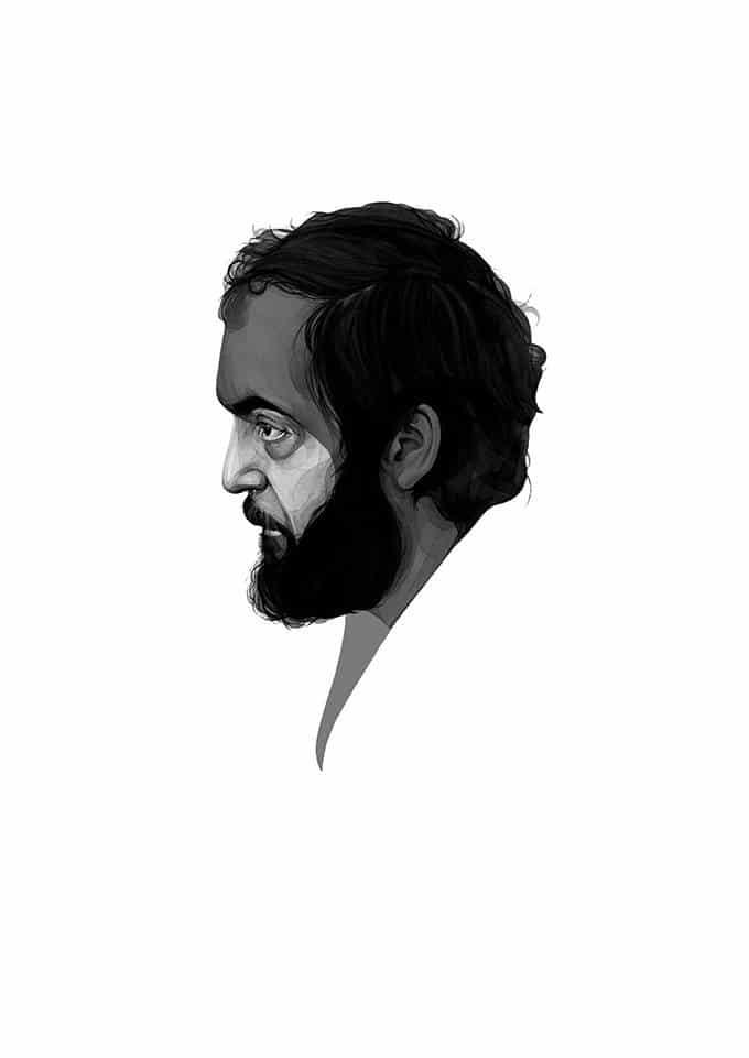 Kubrick Portrait