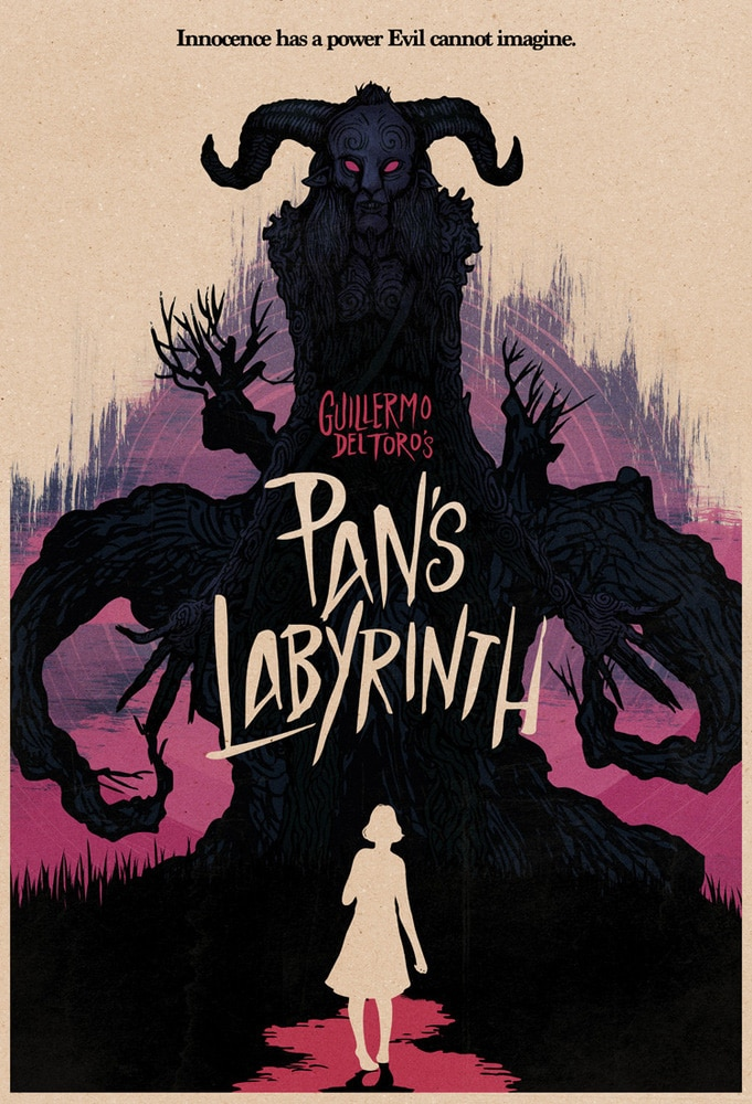 Pan's Labyrinth Movie Poster 4