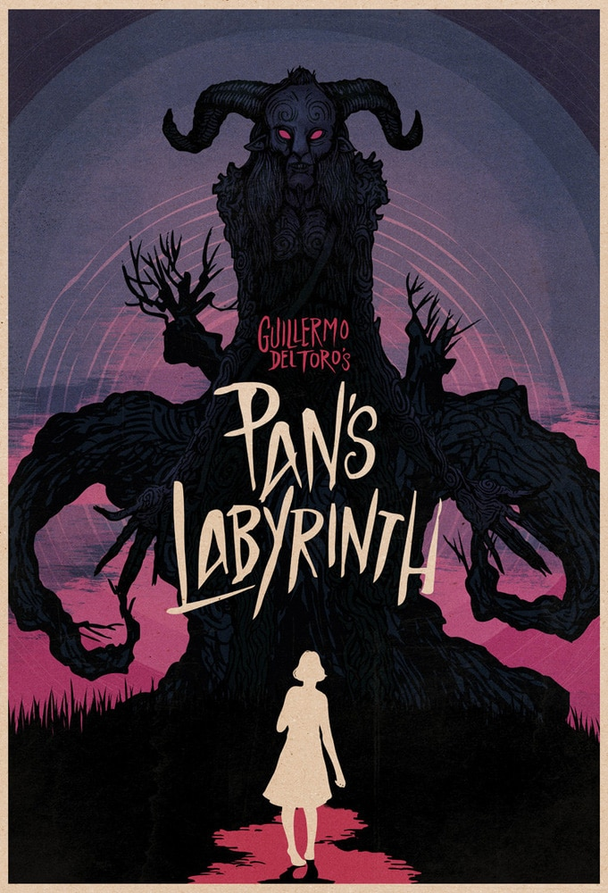 Pan's Labyrinth Movie Poster 3