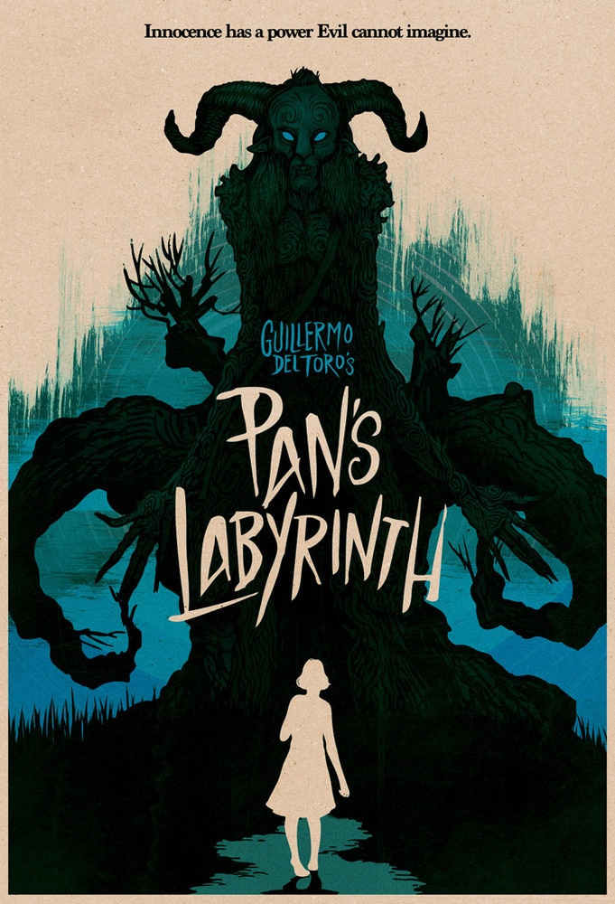 Pan's Labyrinth Movie Poster 2