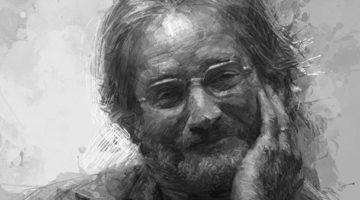 Robin Williams Benefit Print