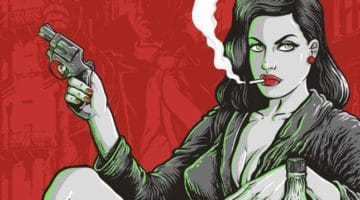 Sin City: A Dame to Kill For Movie Posters